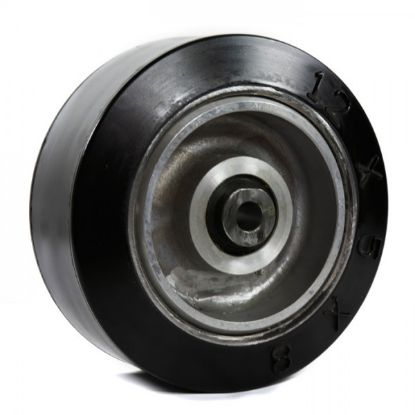 Picture of 12x5x8 Solid Tire Bogie Wheel
